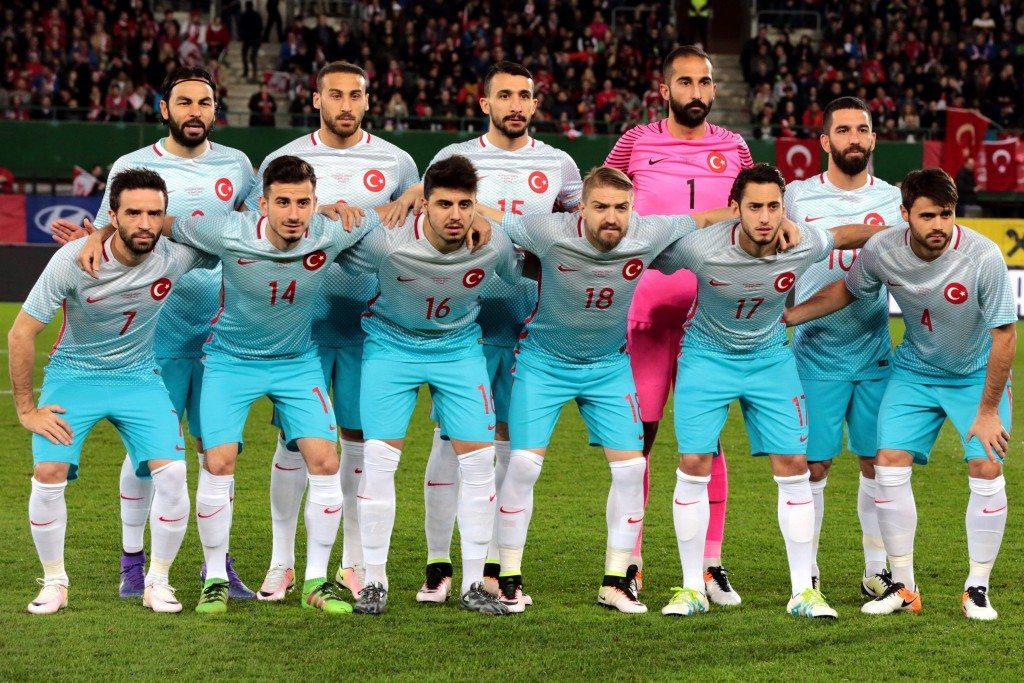 Waleczna Turcja w drodze po awans na Euro 2020