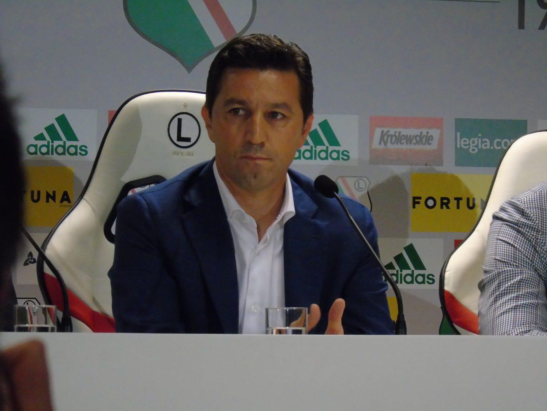 Legia z awansem do Champions League… Mimo trenera Besnika Hasiego