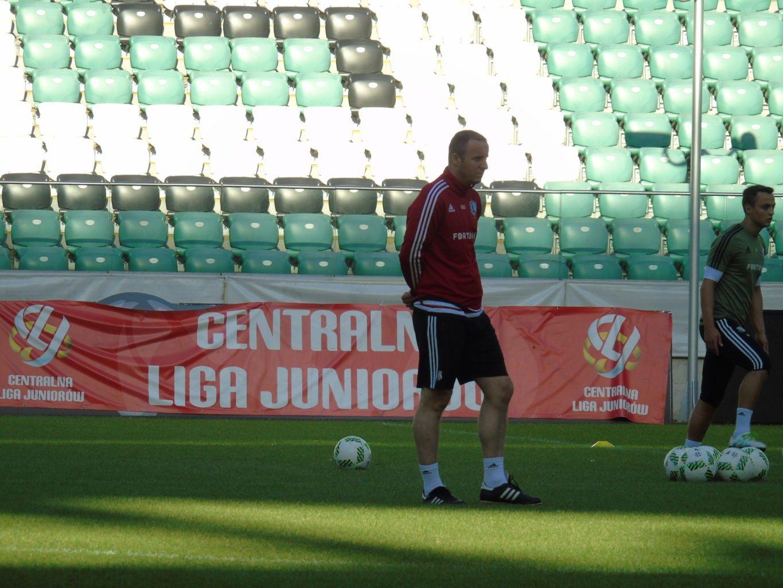 Aleksandar Vuković vs Ricardo Sa Pinto. Statystyki przemawiają na niekorzyść Serba