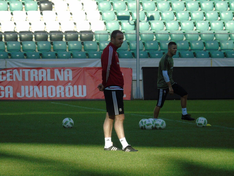Vuković ma szansę przełamać kość niezgody