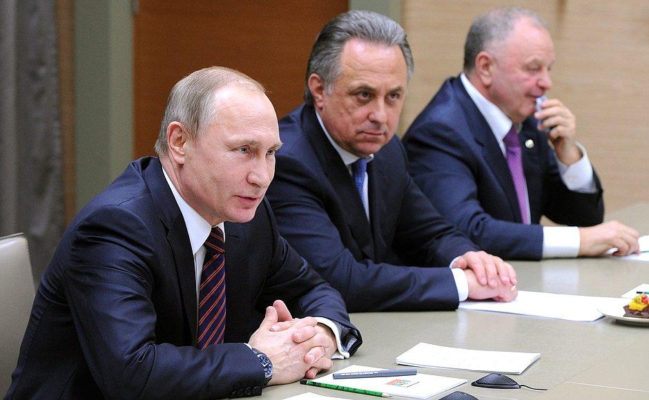 Reprezentacja Rosji pod szczególną kontrolą antydopingową UEFA