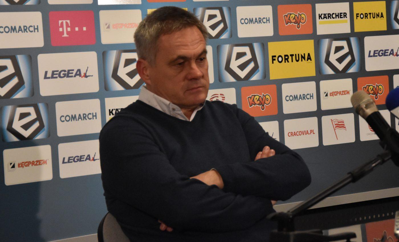 Jacek Zieliński zwolniony. Skończyła się cierpliwość włodarzom Arki Gdynia