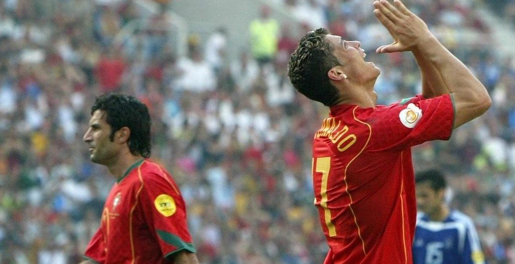 Throwback Thursday: grecki koszmar Portugalii z Euro 2004