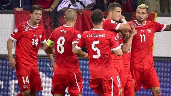 Szwajcaria – najbardziej niedoceniana drużyna w Europie