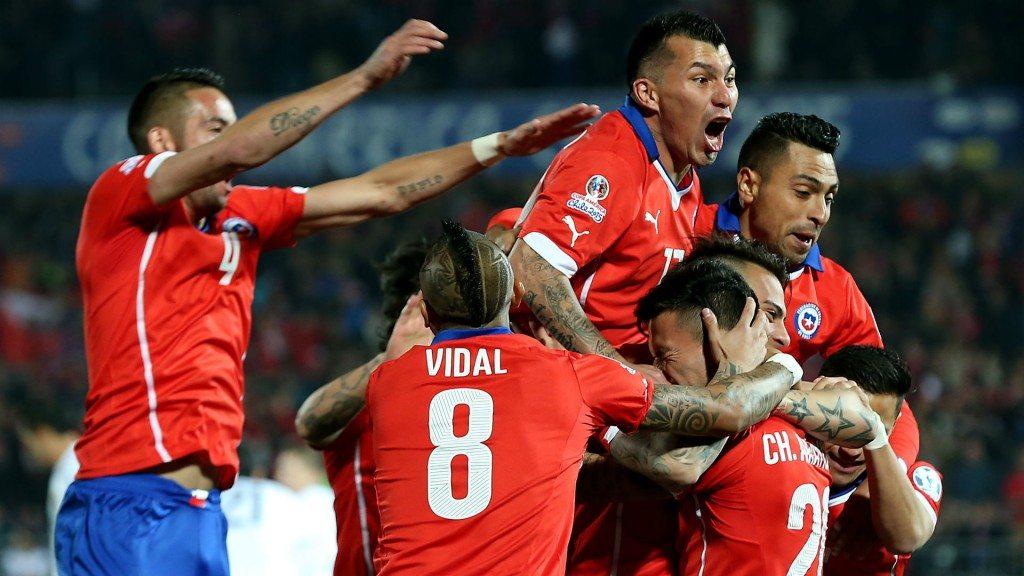 Największe talenty świata – Chile