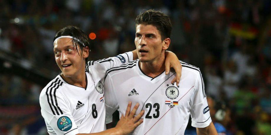 Niemcy zdominowali Słowację i wyrastają na faworyta Euro