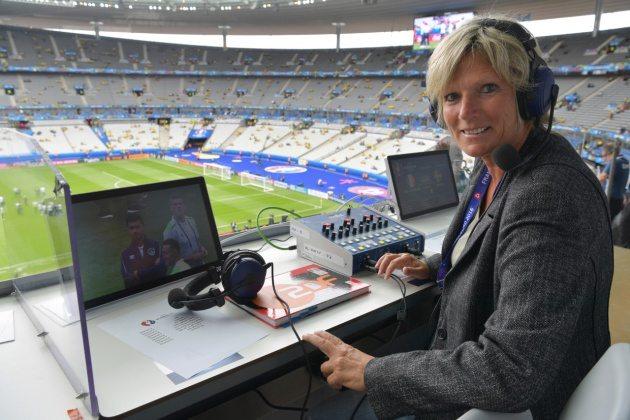 Claudia Neumann, czyli jak skończyło się komentowanie meczu przez kobietę