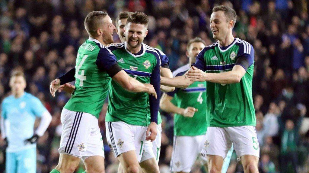 Futbol dla koneserów, czyli Irlandczycy walczą o mundial