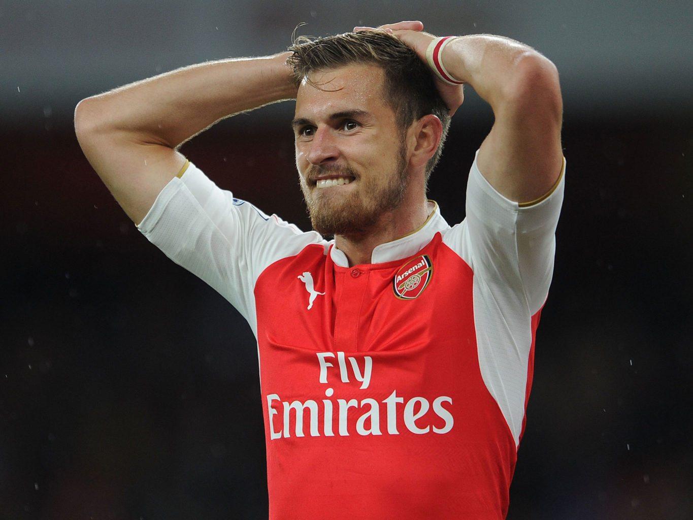 Time to say goodbye. Aaron Ramsey jako niespełniony bohater Arsenalu
