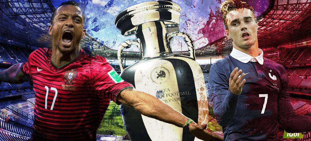 Statystyki meczu Portugalia – Francja. Triumf przez konsekwencję