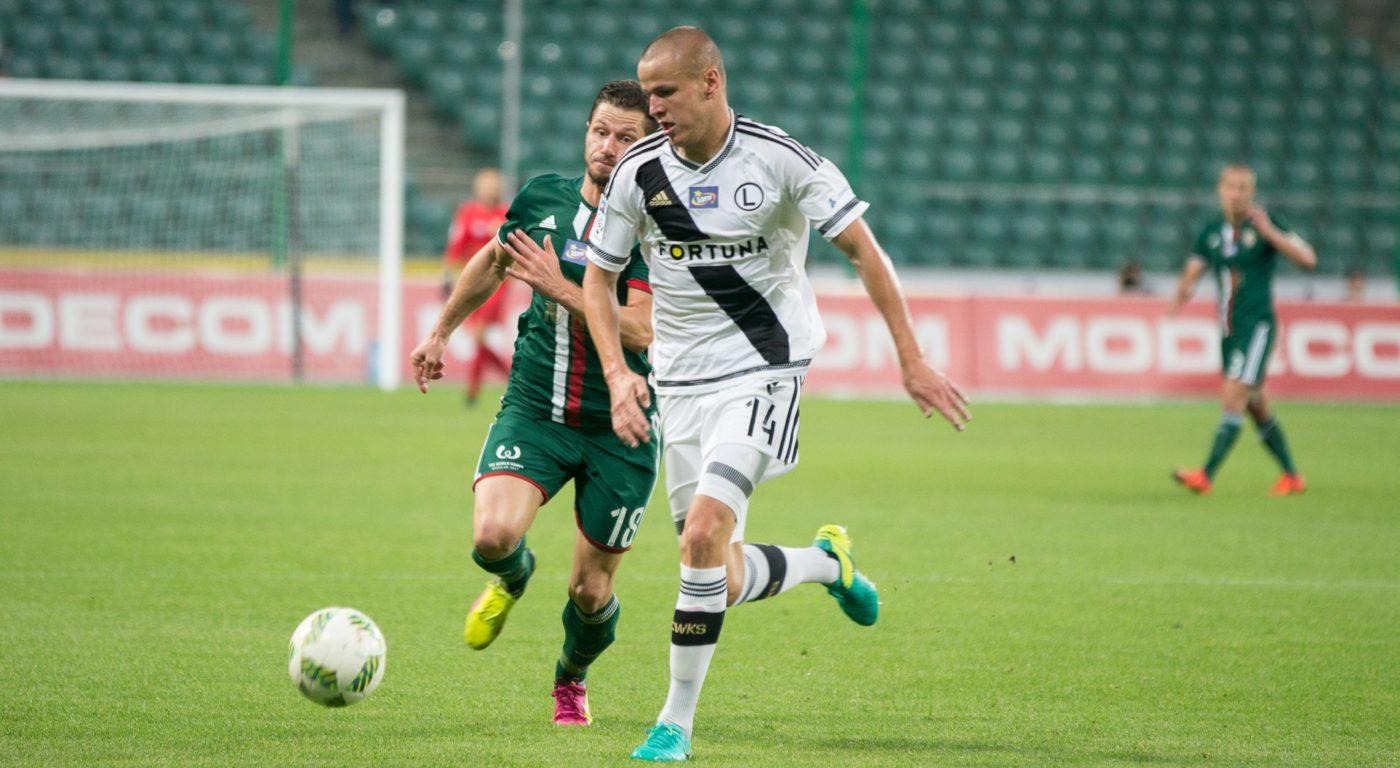 Legia zwycięsko remisuje z Trenczynem. Liga Mistrzów o krok
