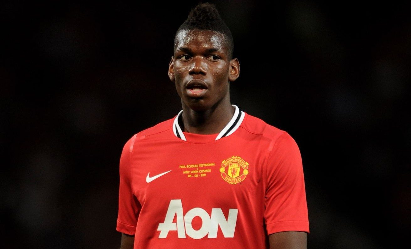 Throwback Thursday: Pogba w Manchesterze United