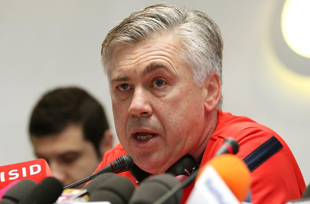 Carlo Ancelotti opuszcza Napoli