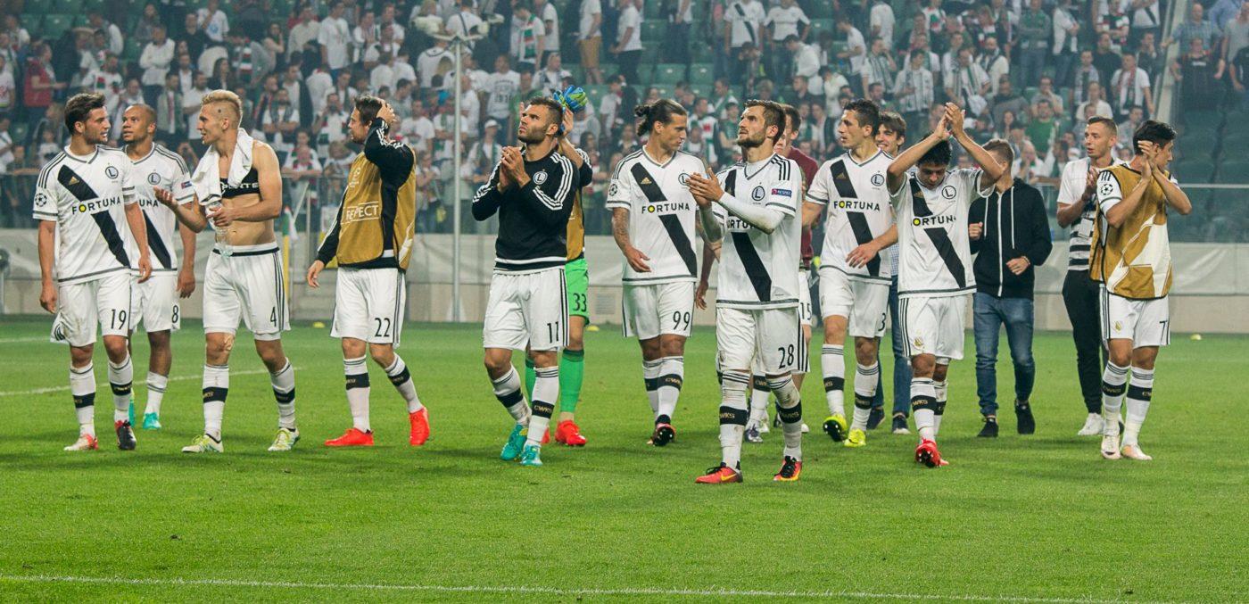 Czekaliśmy ponad 20 lat. Dumna Legia wróciła do Ligi Mistrzów!
