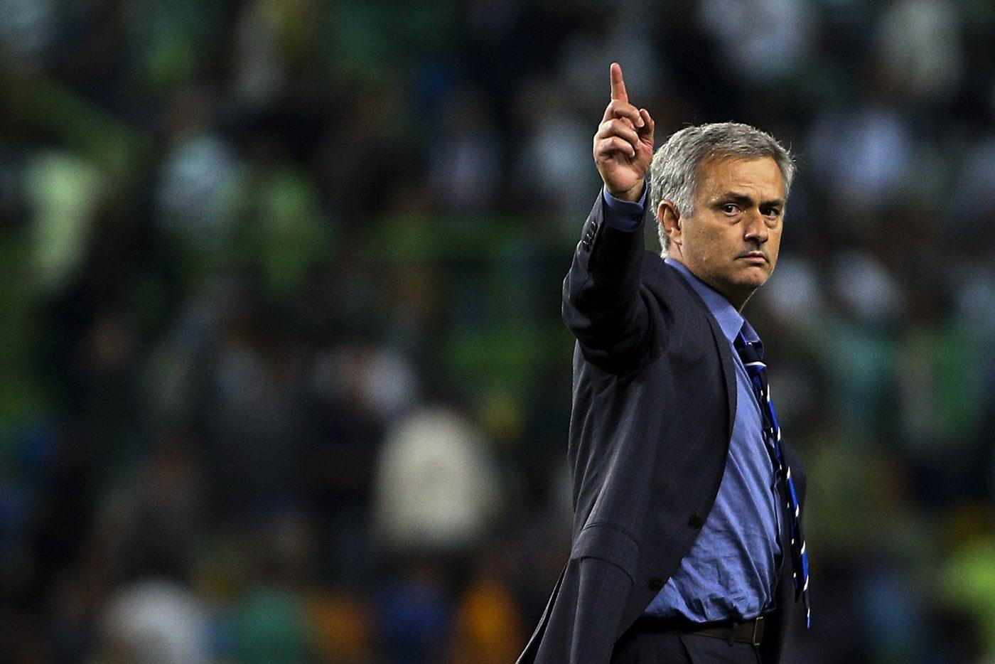 Angielska herbata: Jose Mourinho – trzeci do brydża