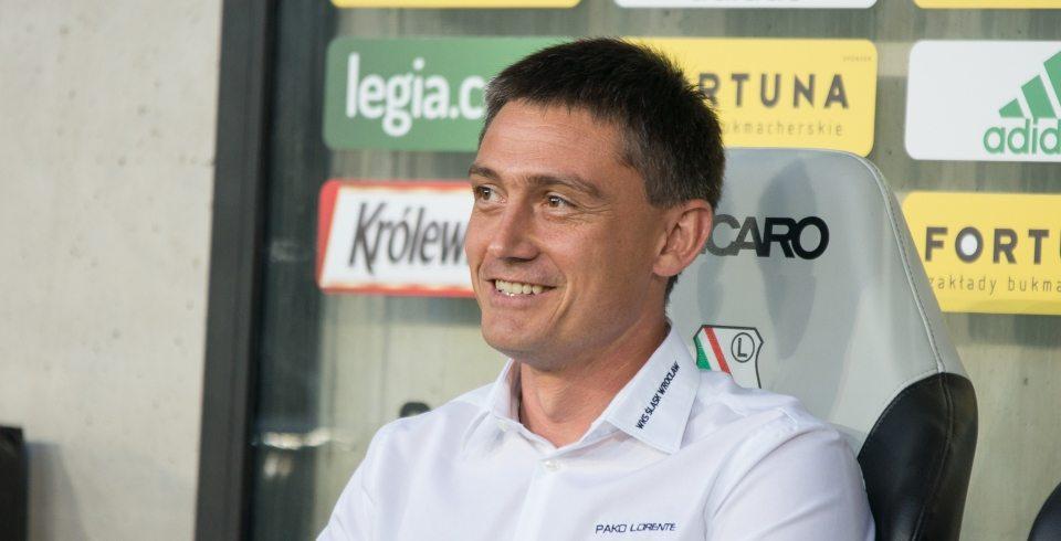 Mariusza Rumaka na solidną obronę przepis