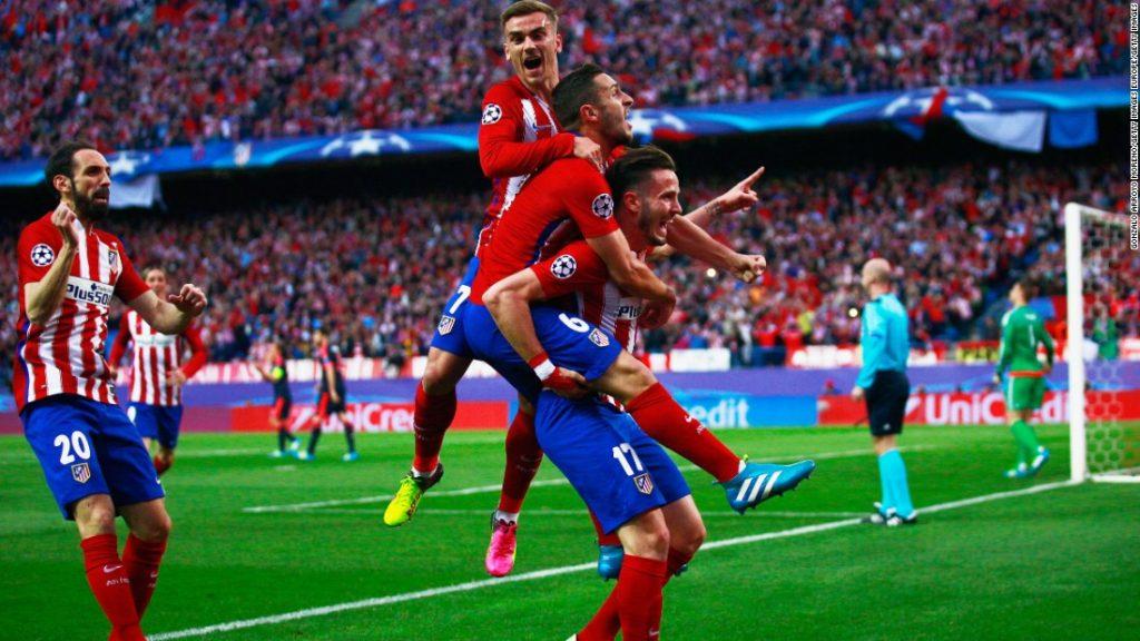 Atletico Madryt rusza po brakujące trofeum