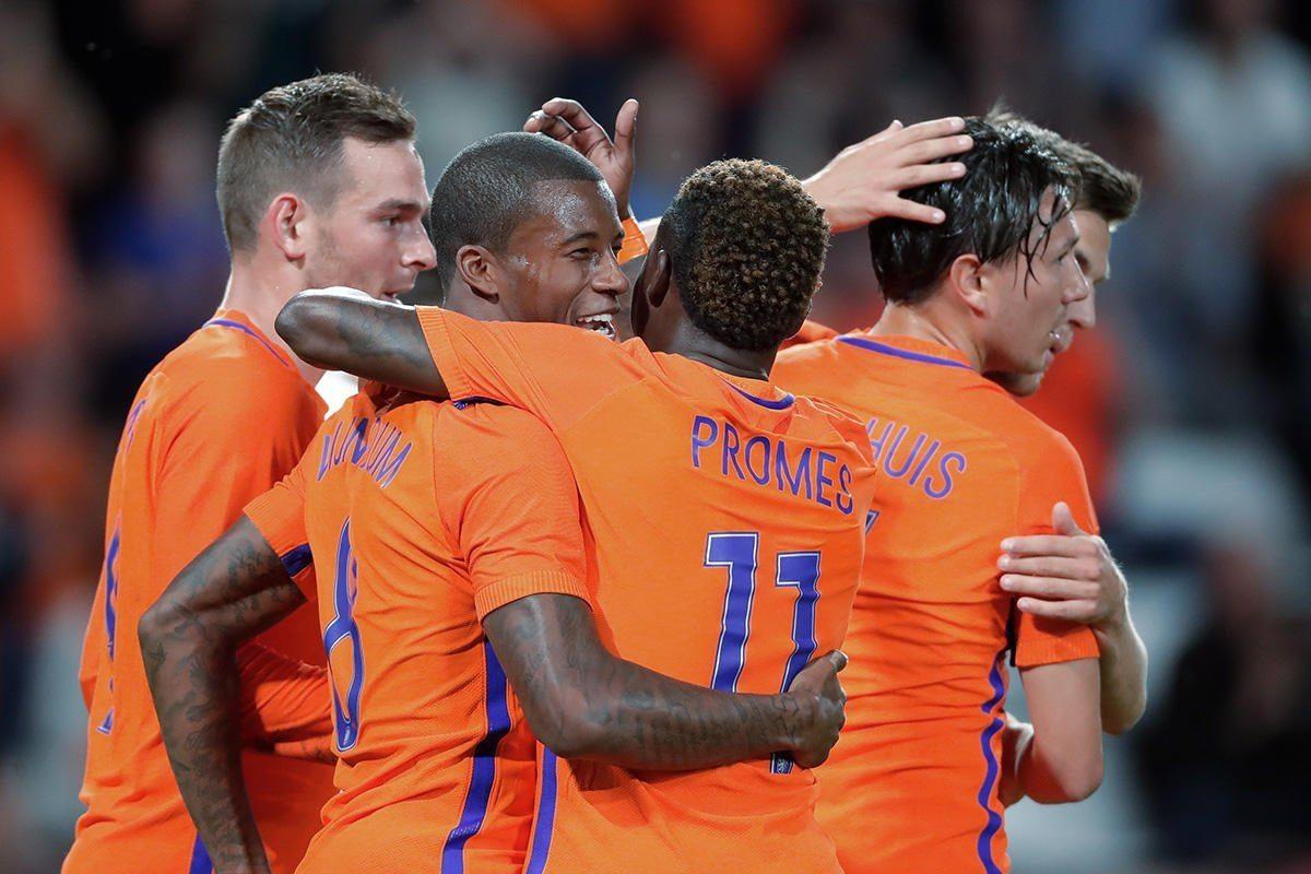 Holendrzy wracają do elity
