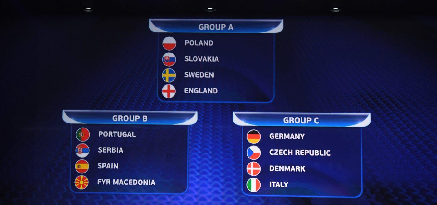 Duda i Cibicki przeciwko Polsce. Za nami losowanie Euro 2017!