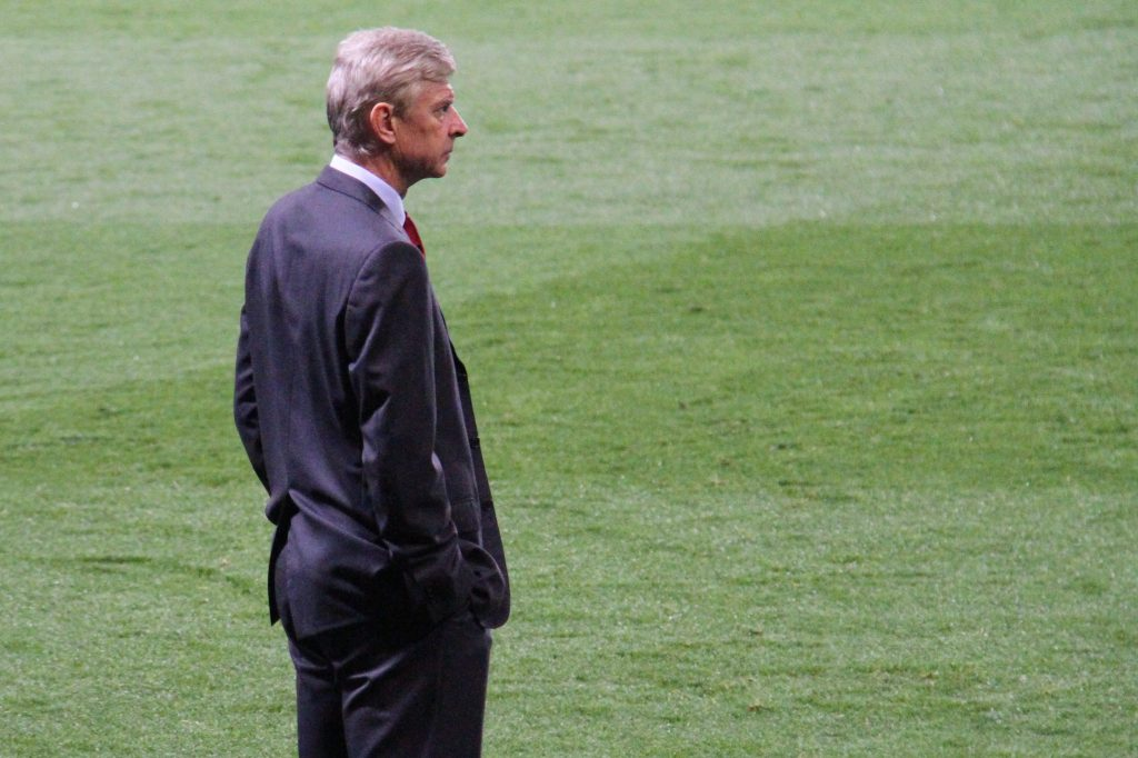 Pożegnanie Arsene'a Wengera – część pierwsza. Stoke City bliżej spadku