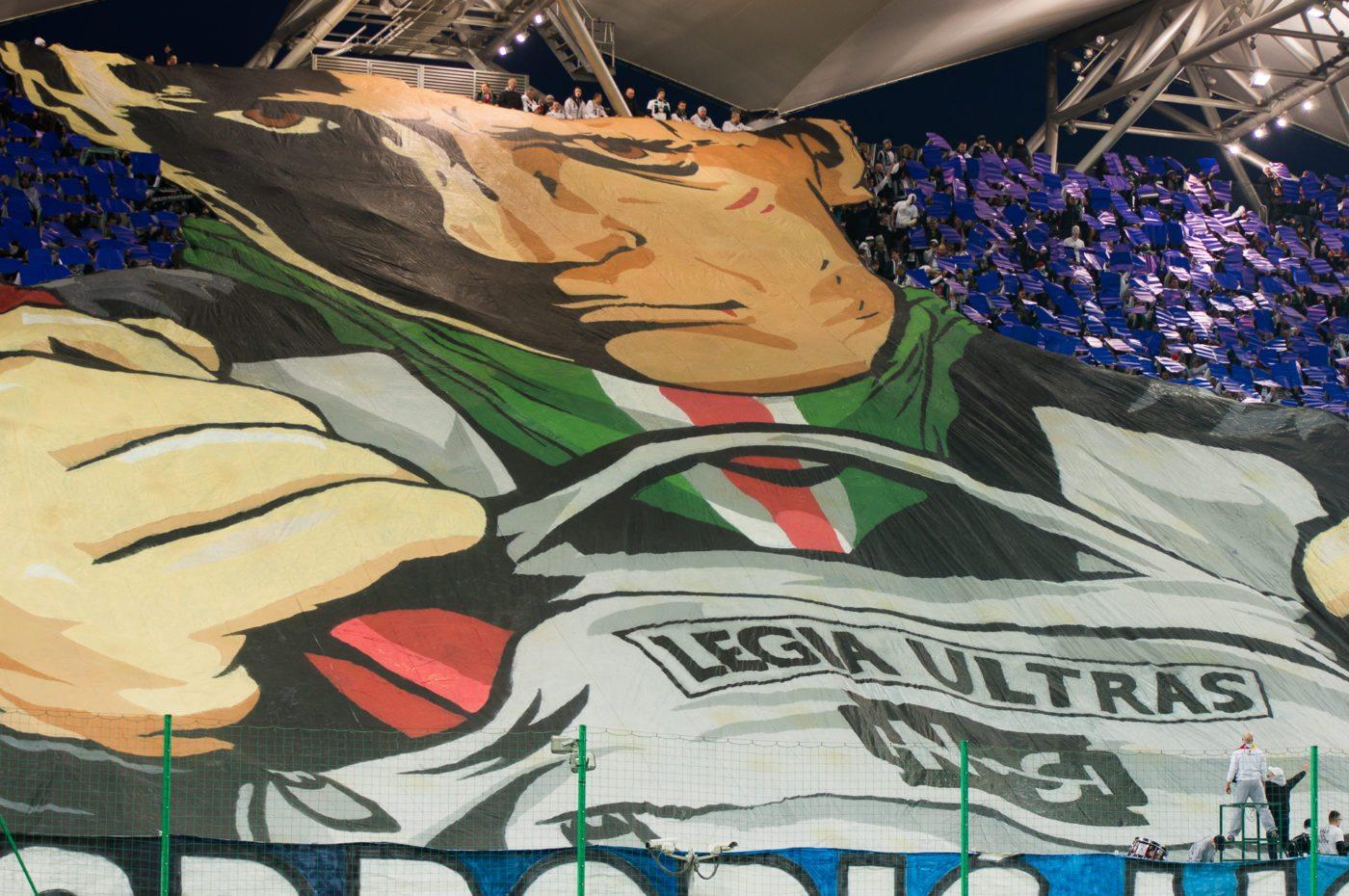 Legia pieczętuje awans dzięki debiutanckim trafieniom
