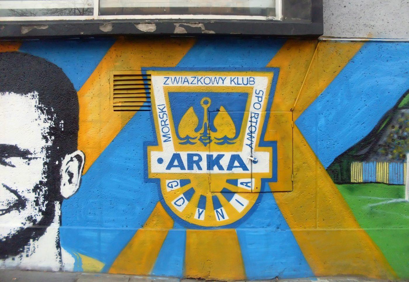 Arka Gdynia – pewniak do spadku?