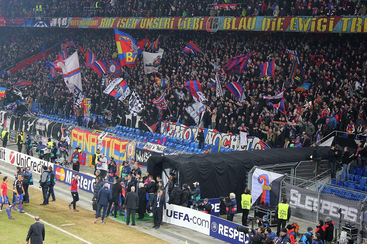 Mistrzowie: FC Basel – dominacja totalna