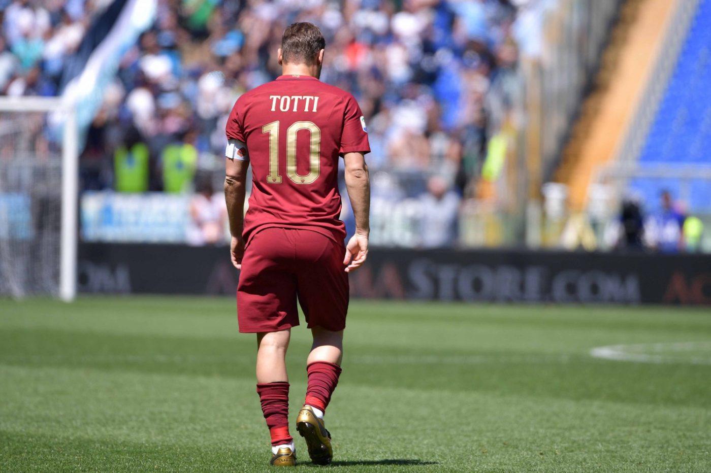 AS Roma, czyli klub doszczętnie wyniszczający swoje legendy