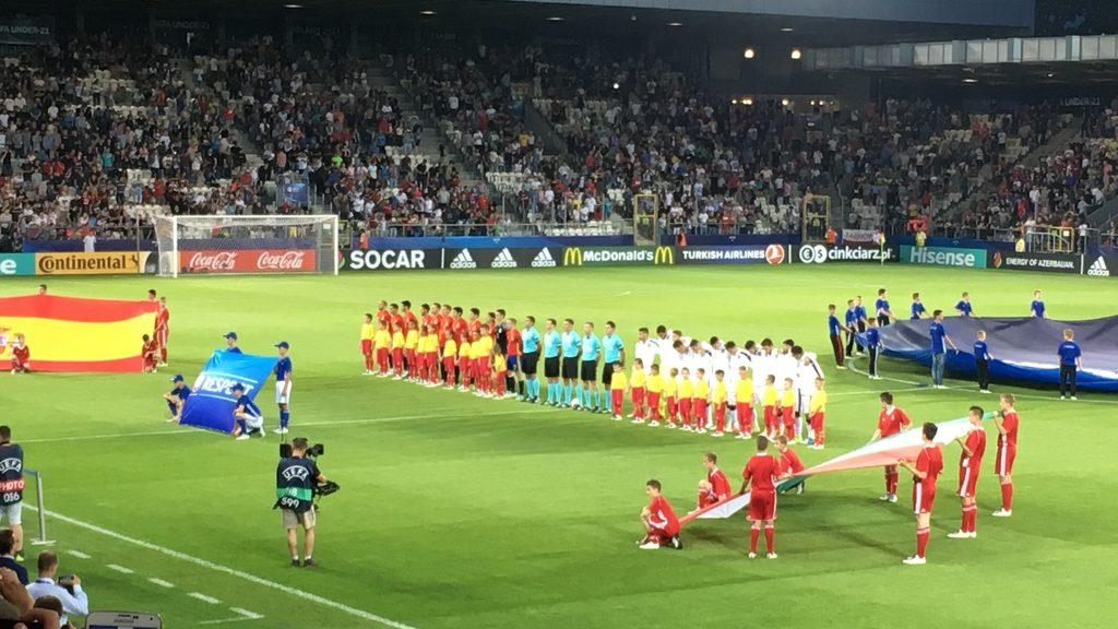 Wielki Saul Niguez prowadzi Hiszpanię do finału. Cóż to będzie za mecz!
