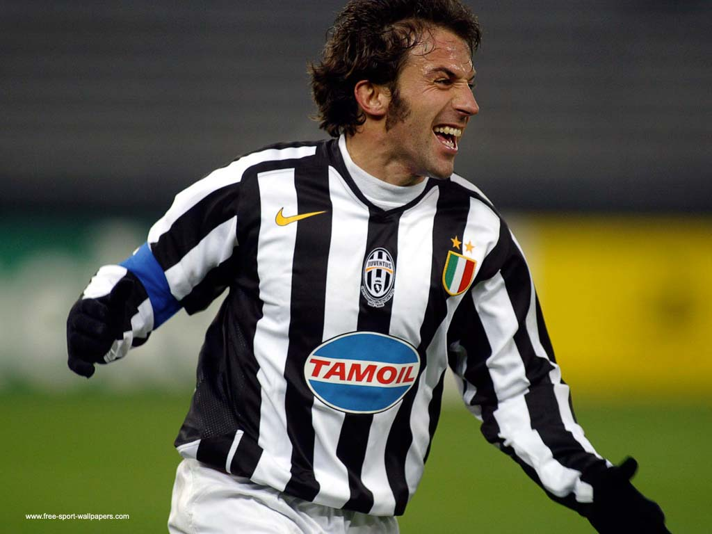 Legendy calcio – Alex Del Piero