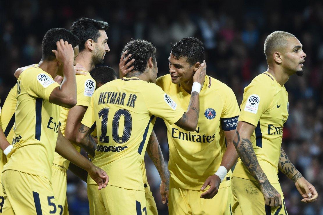 Mariano Diaz, szalony mecz w Strasbourgu i debiut Neymara