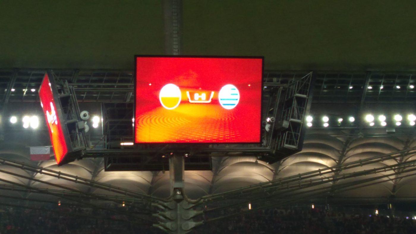 Kulisy meczu Polska – Urugwaj