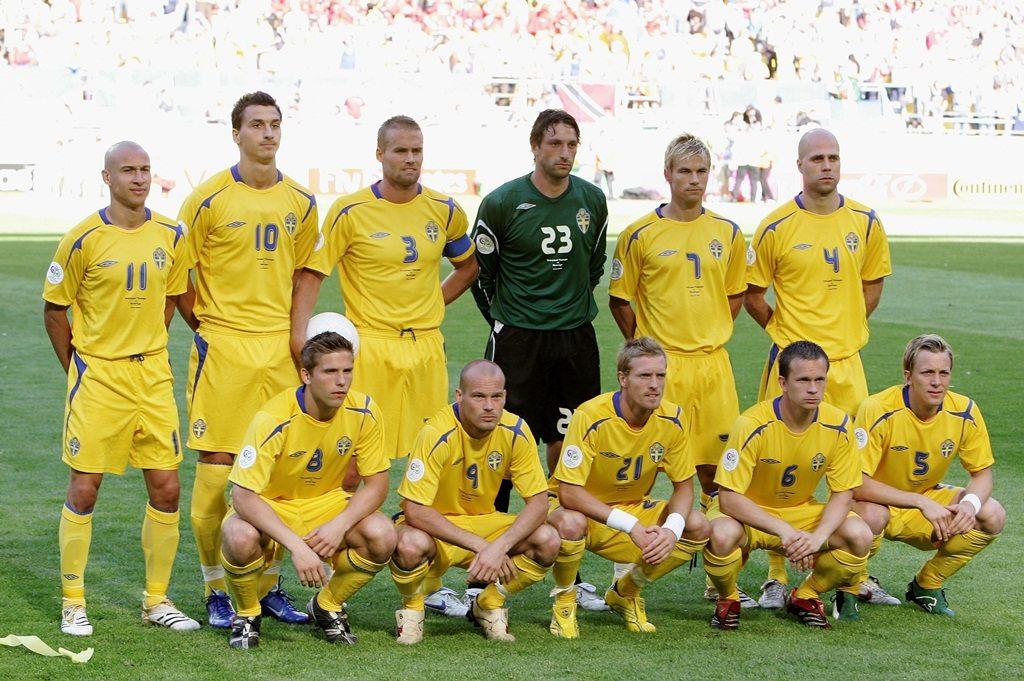 Reprezentacja Szwecji trafi przez Włochy do Rosji?