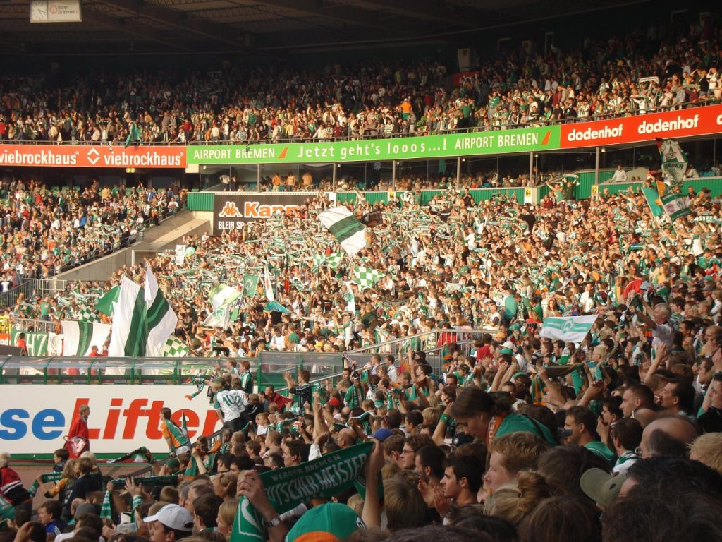 Bayern ucieka. Werder zagrał na Maxa
