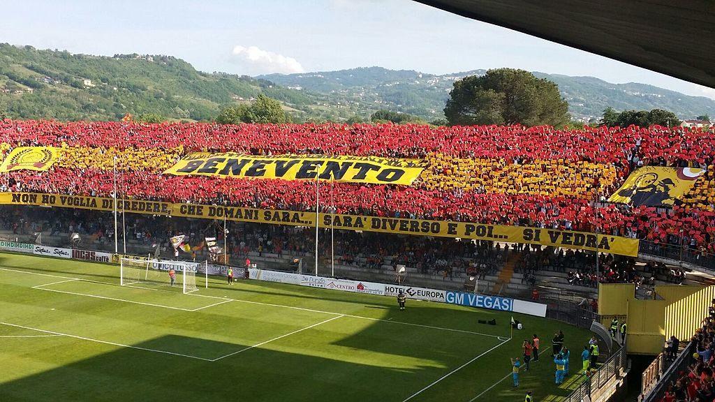Benevento Calcio po dwóch latach wraca do Serie A i rusza na polowanie