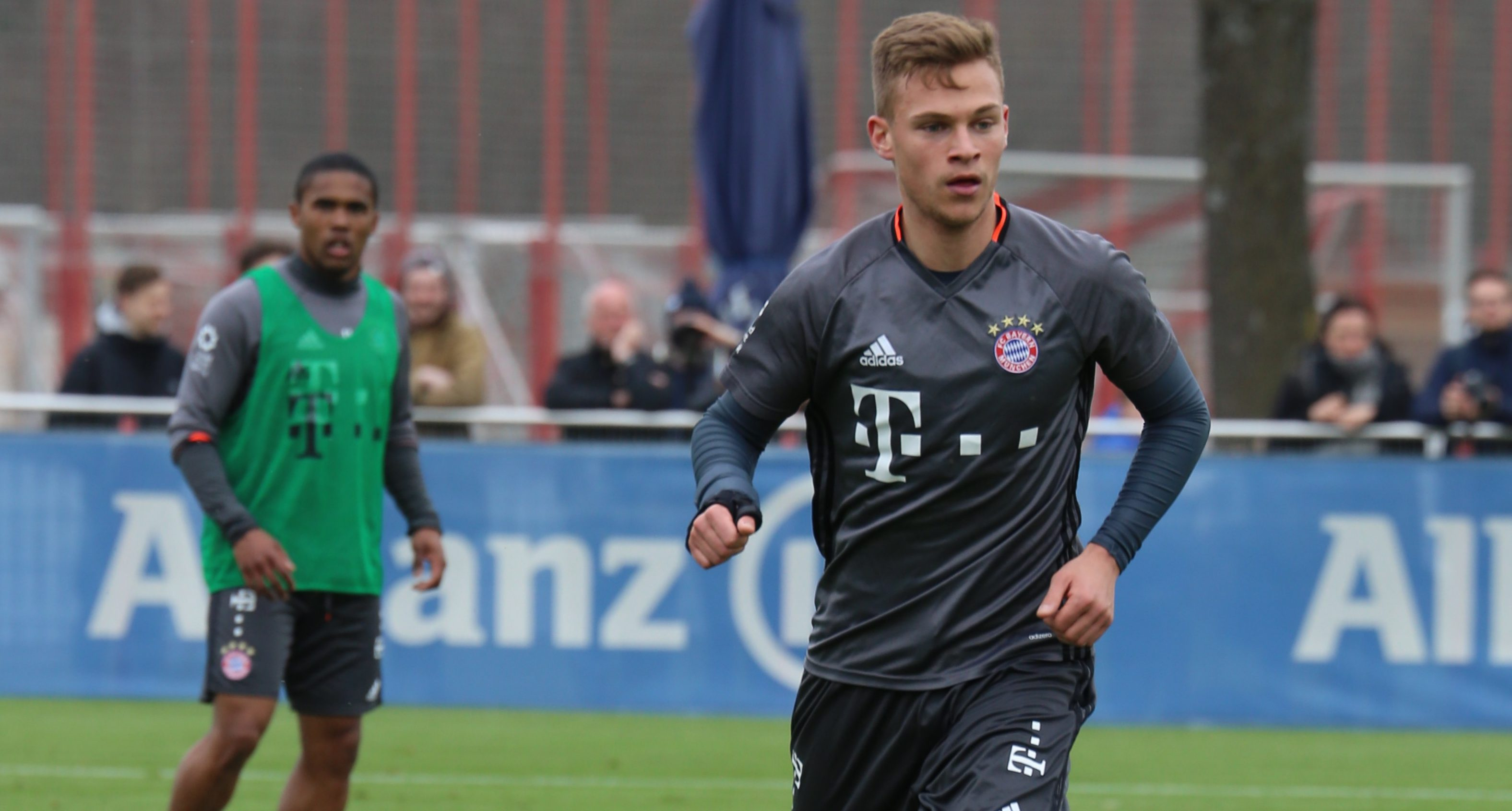 Bayern z dużą wyrwą w środku pola. Joshua Kimmich nie zagra do końca roku