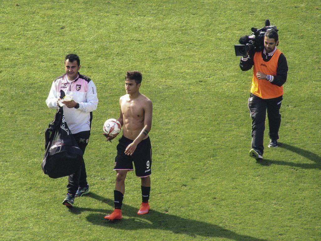 Co się dzieje u Paulo Dybali?