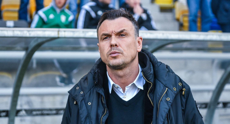 Jacek Paszulewicz wprowadzi GKS do ekstraklasy?