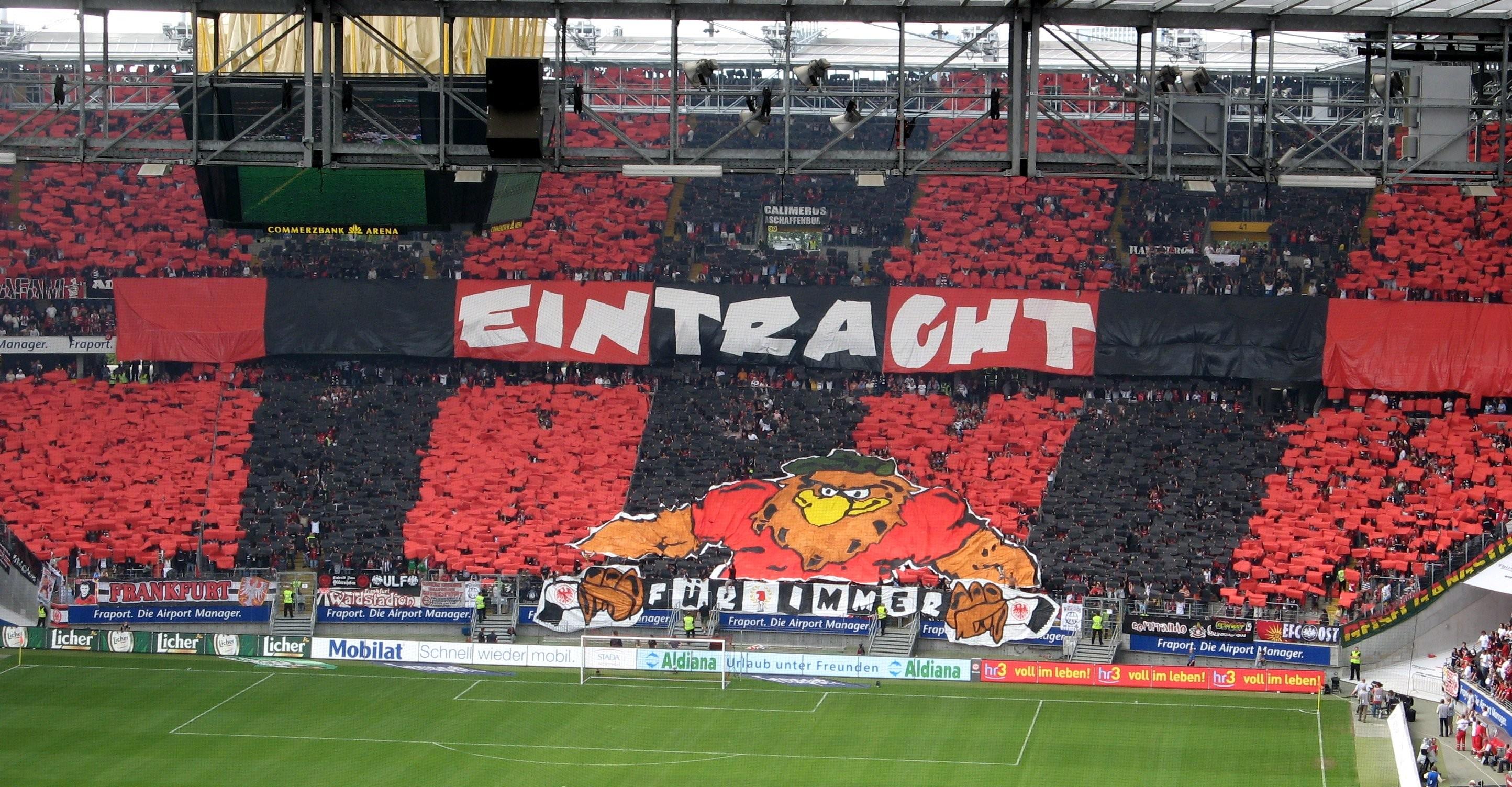 Eintracht wierzy w awans do kolejnej rundy Ligi Europy