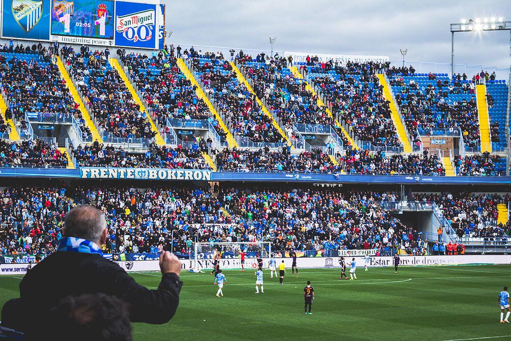 Malaga CF w Segunda Division? Jeszcze nie tak dawno grali w LM