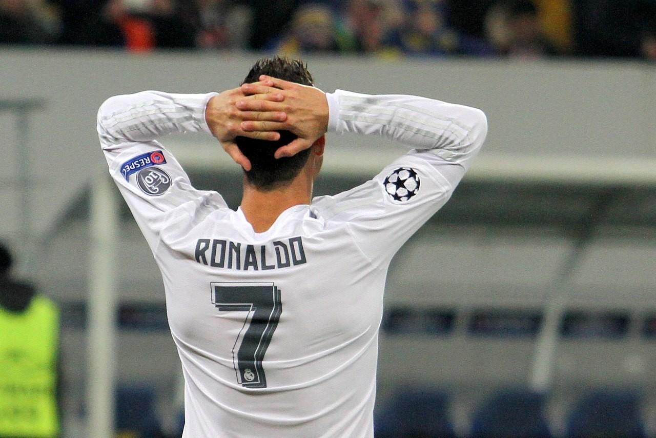 Dublet Cristiano Ronaldo. Sevilla straciła LM, a Barcelona zrobiła swoje