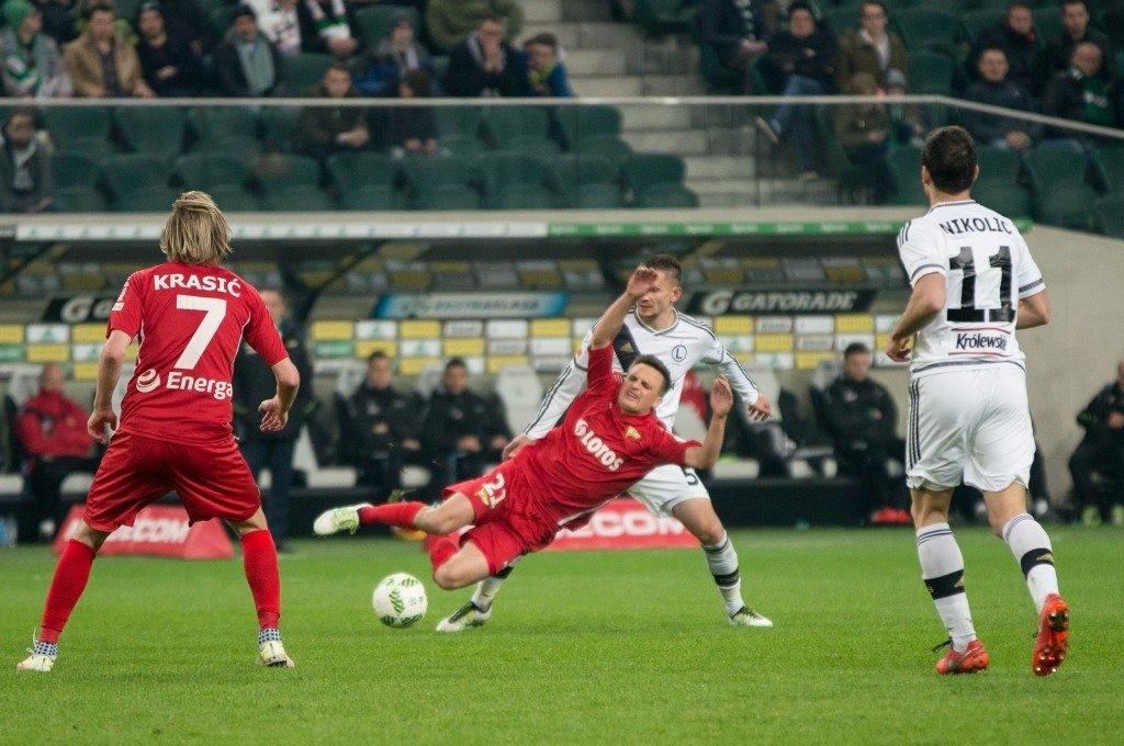 Pojedynek liderów. Lechia kontra Legia z ubiegłego sezonu