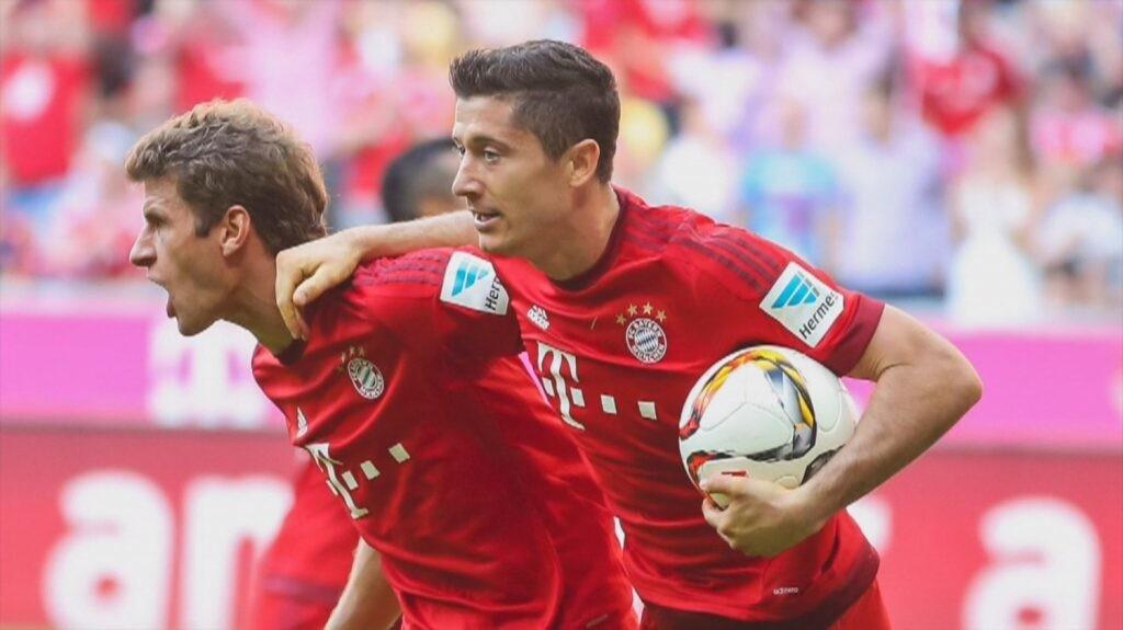 Lazio kontra Bayern Monachium – starcie Immobile z Lewandowskim
