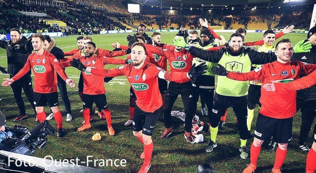"""Mali wśród wielkich – Les Herbiers w finale """"Coupe de France"""""""