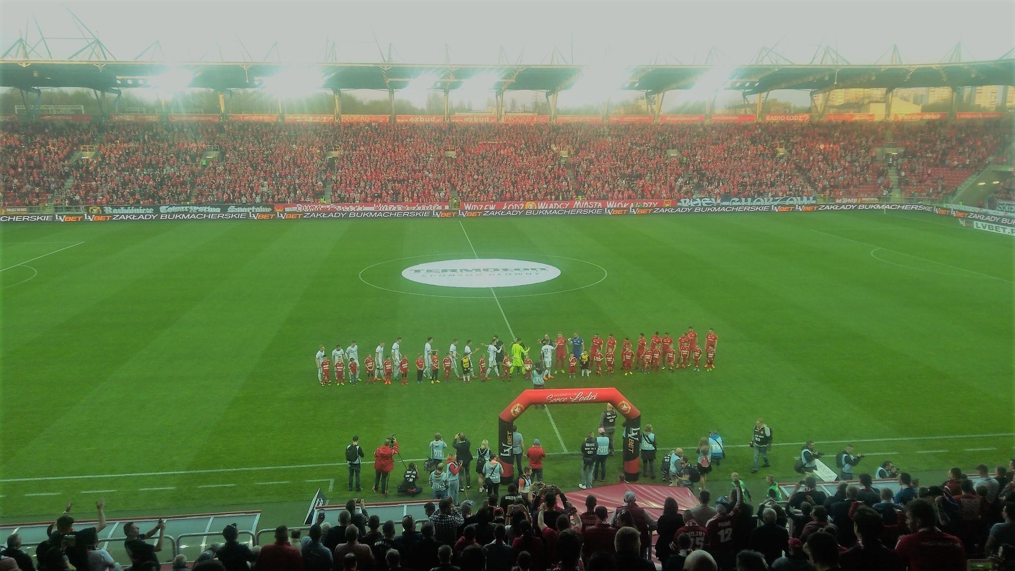 Widzew – Legia. Piłkarski klasyk w 3. lidze