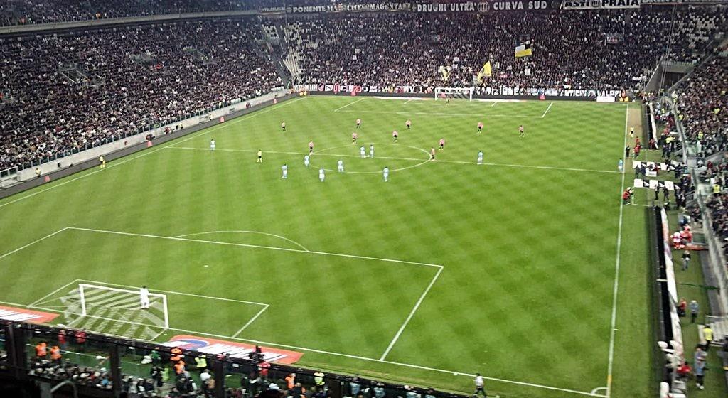Juventus zabawił się z Sampdorią