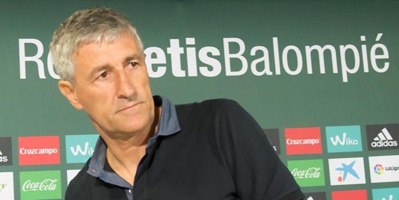 Quique Setien – piłkarski romantyk ma przywrócić Barcelonie radość
