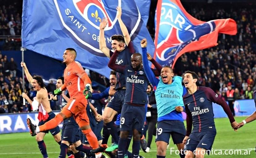 Mistrzowie: PSG – Siedem powodów do radości