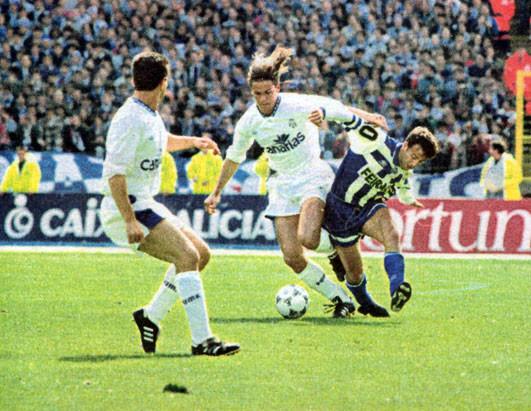 Las leyendas de La Liga: Kapitan Fran i jego wielkie Deportivo