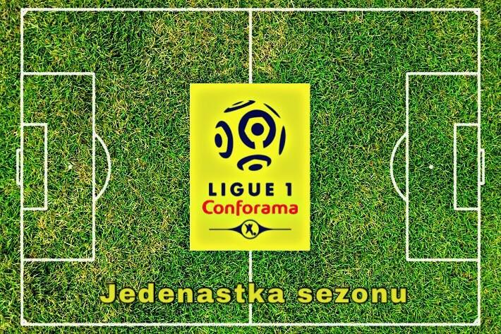 Rankingi iGola: jedenastka sezonu 2017/2018 Ligue 1